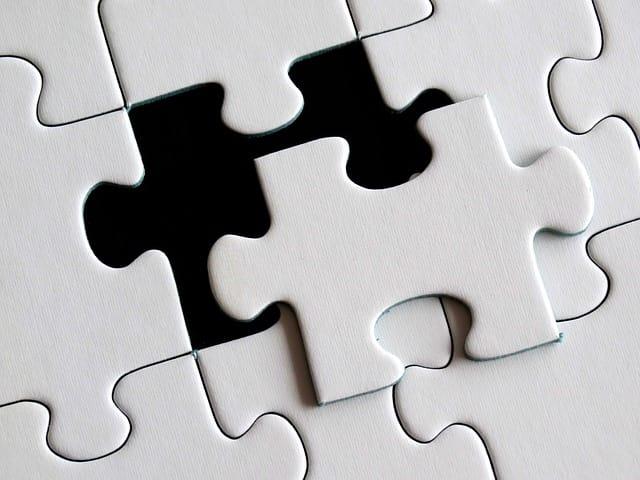 image en puzzle